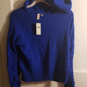 NWT Anthropologie hooded sweater